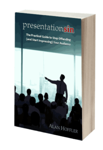 Presentation Sin book by Alan Hoffler