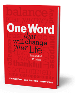 Turning Fifty using One Word that will change your life Book
