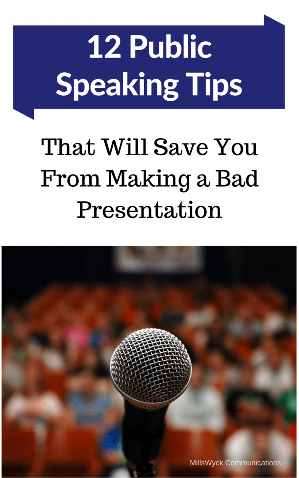 Ebook 12 Public Speaking Tips