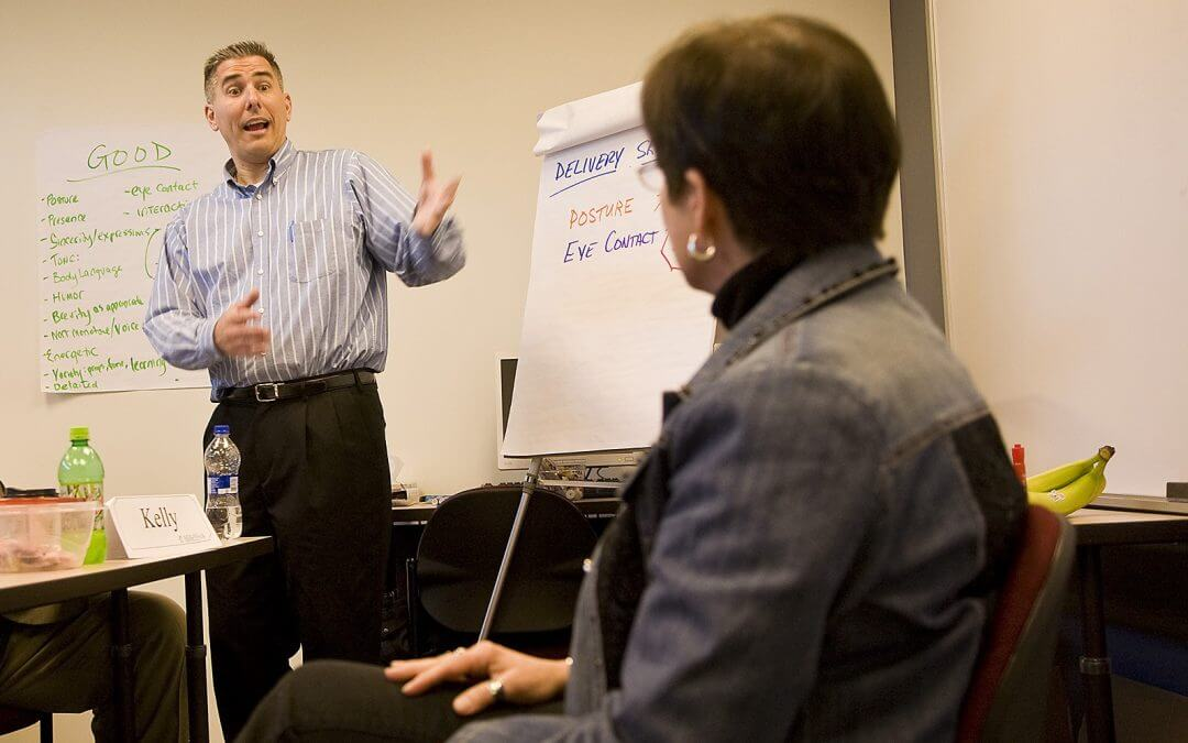 Confessions of a Public Speaking Coach