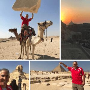 Alan Hoffler in Egypt