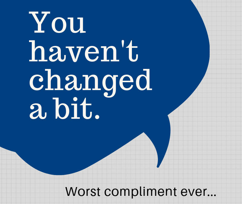 The worst compliment ever