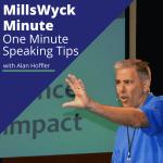 MillsWyck Minute Speaker Podcast