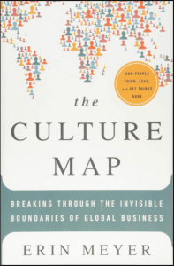 The Culture Map book