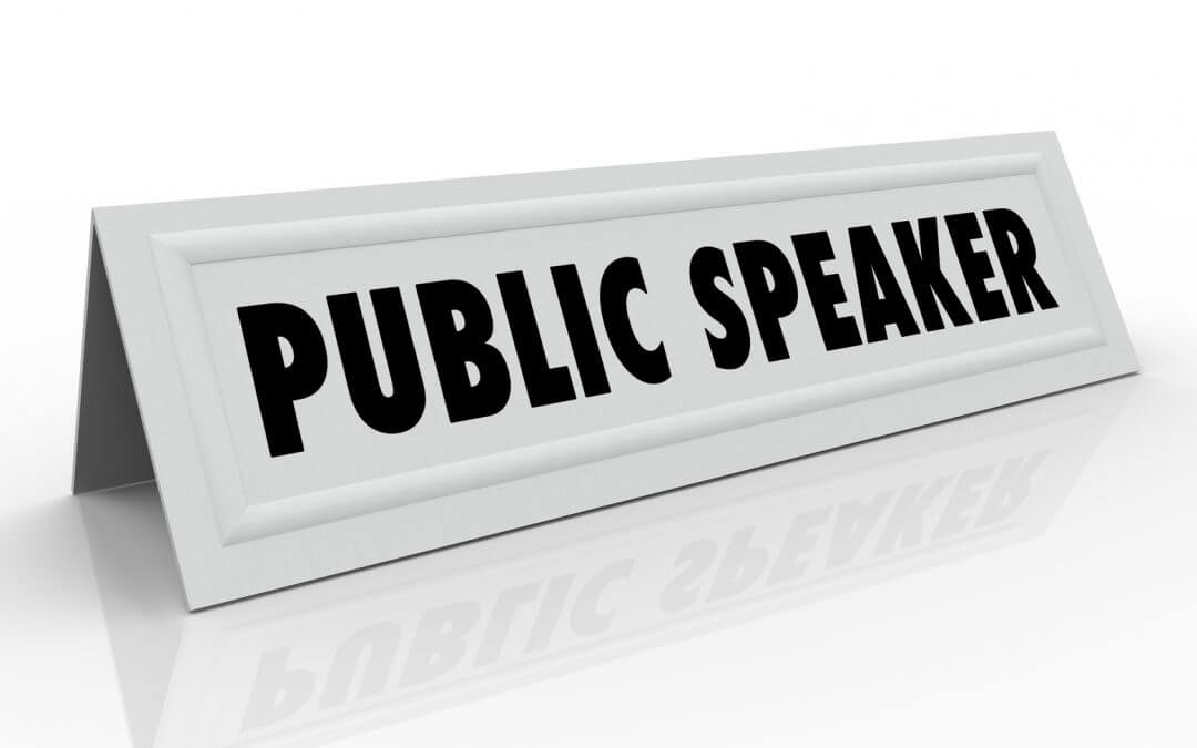 7 Types of Public Speakers