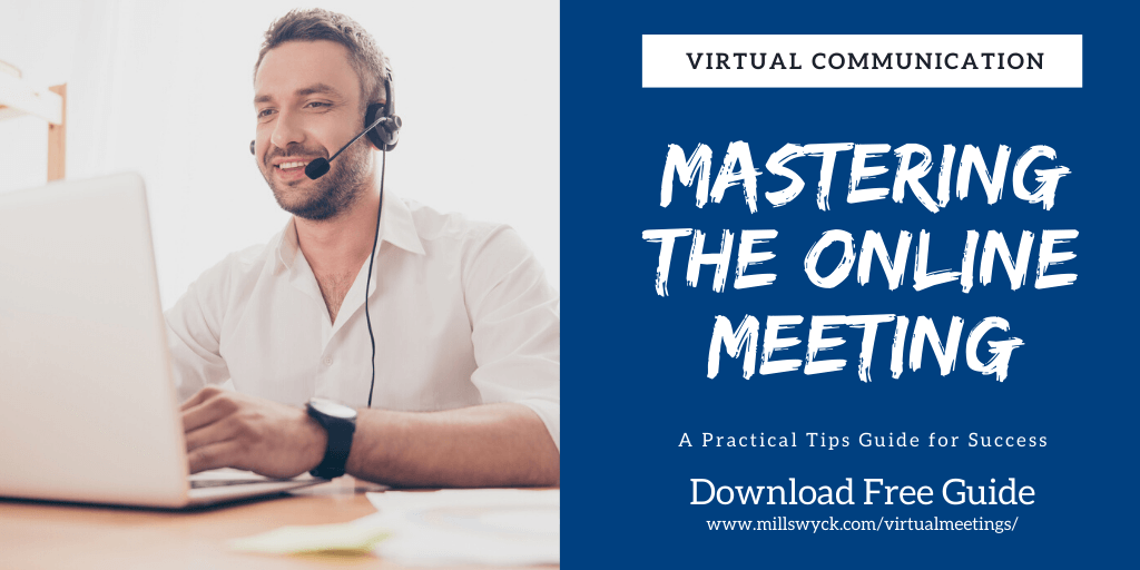 Virtual Meetings Guide link