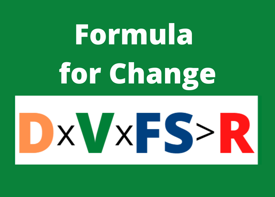 Three Secrets to Cracking the Formula for Change