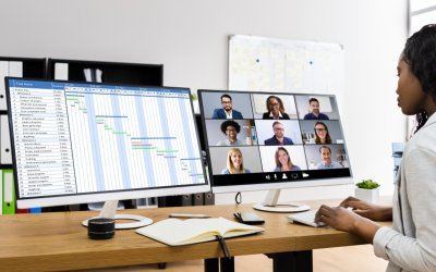 Having a Second Screen: The Absolute Key to Presenting Online